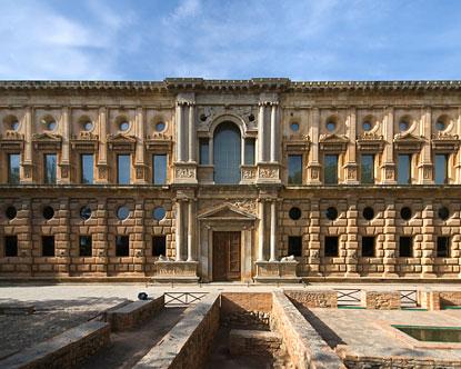 Palacio de Carlos V - Charles V Palace - Granada Palace