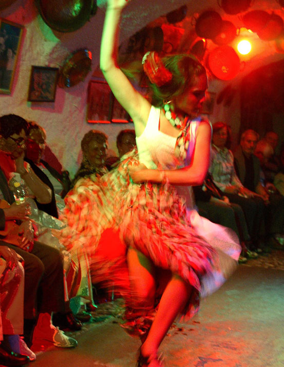 Flamenco Shows in Granada