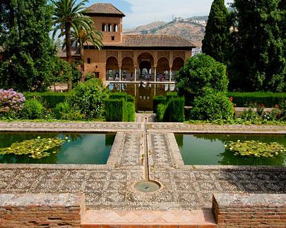 Generalife Tours - Generalife Alhambra Tours