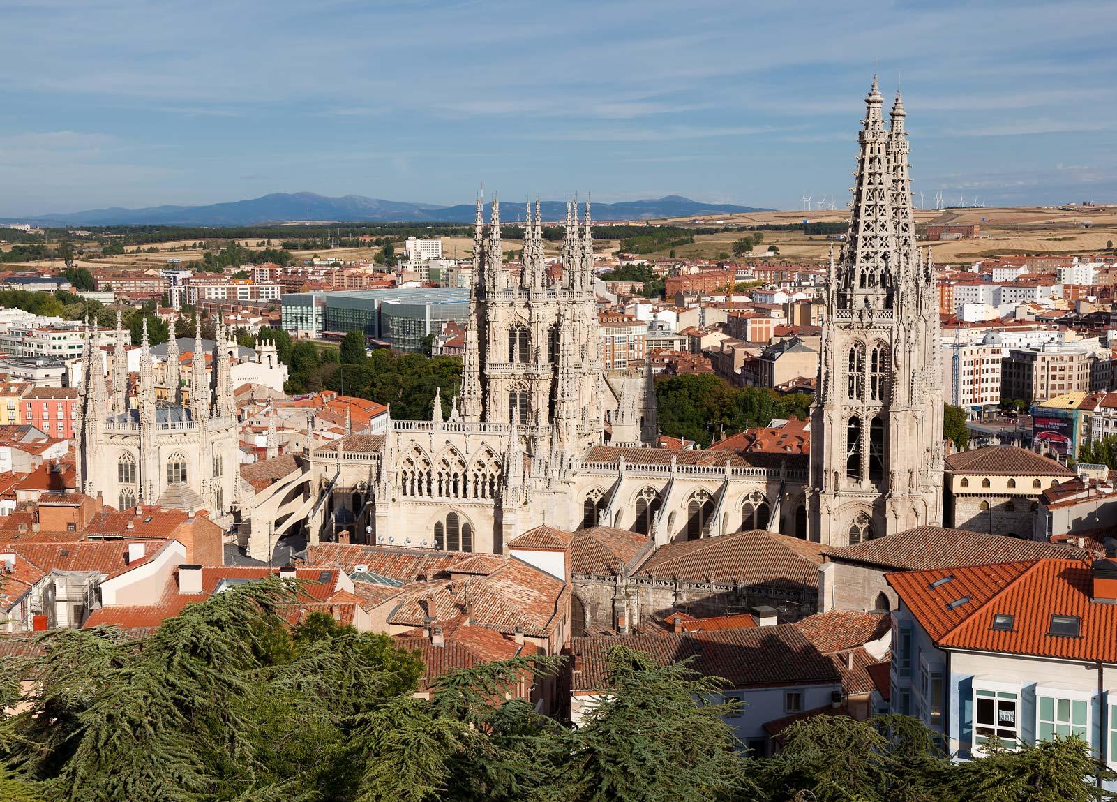 Hotels In Burgos Spain