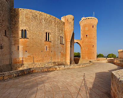 Castell de Bellver Virtual Tour