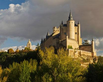 Castles In Spain Areas In Spain With Castles Best