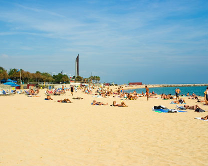 LFM 2. Capítulo 27 Icaria-beach