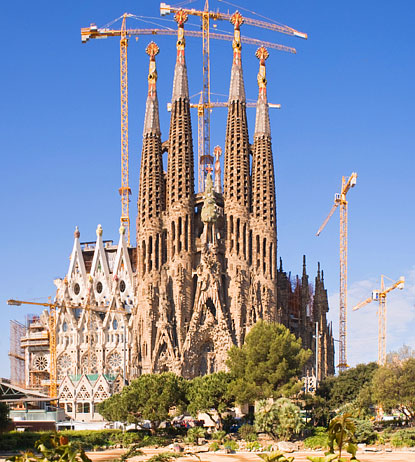 La Sagrada Familia Virtual Tour