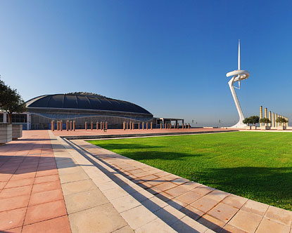 Montjuic Virtual Tour