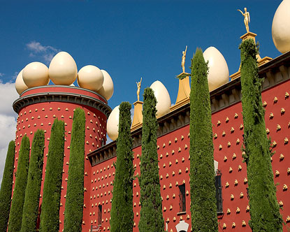 Salvador Dali Museum in Spain
