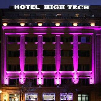 High Tech President Villamagne Hotel