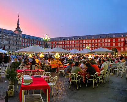 Madrid Restaurants