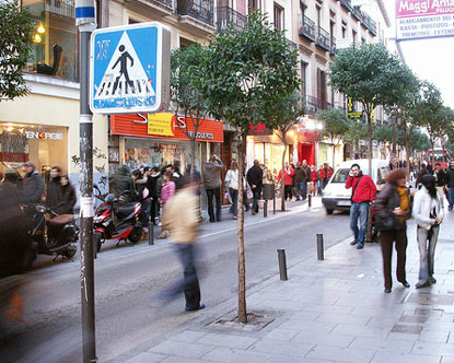 Fuencarral shopping in fuencarral madrid fuencarral market - The body shop madrid ...