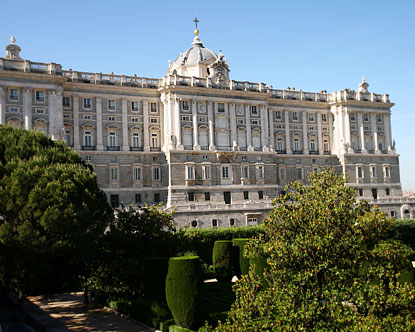 Palacio Real Madrid Royal Palace Palacio Real Tours