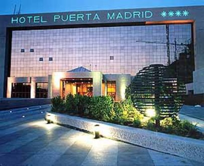 hotel near madrid: