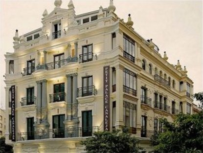 Petit Palace Canalejas