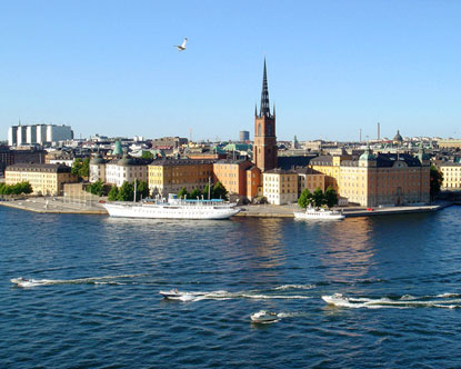 Gamla Stan Virtual Tour