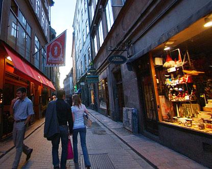 Avenyn nightlife in sweden for Hotel vasa gothenburg