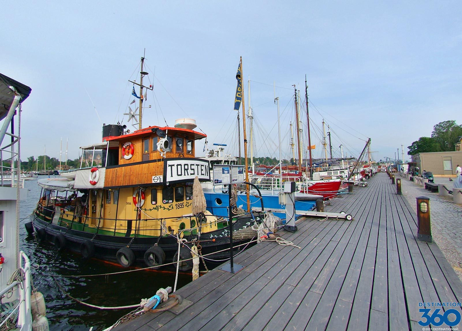 Skeppsholmen Island Virtual Tour