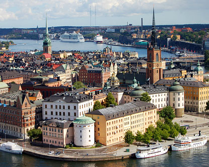 Suggested Itineraries Stockholm