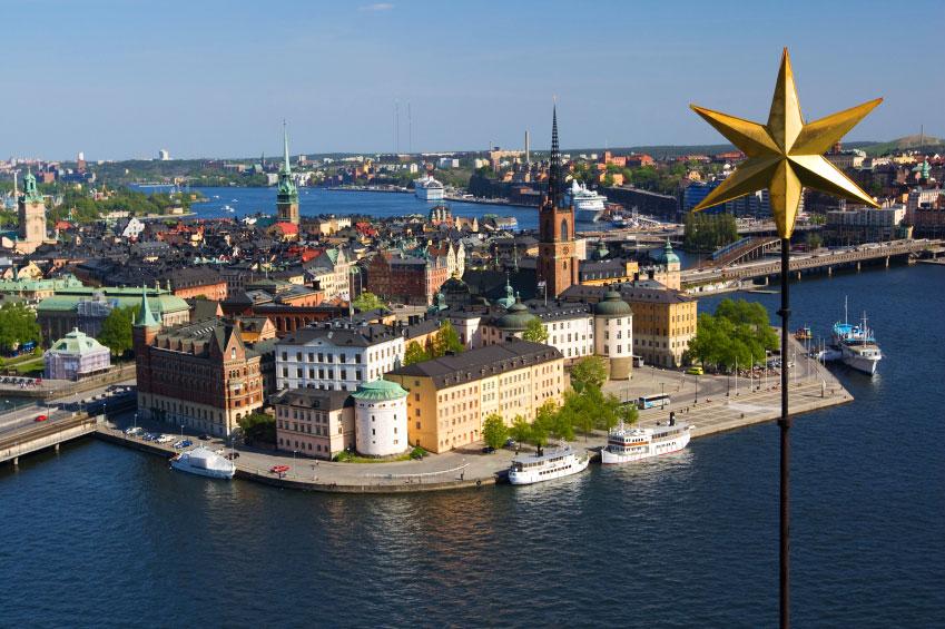 buss till stockholm