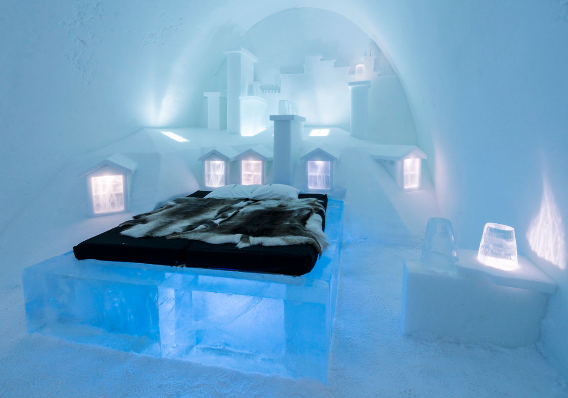 Sweden Ice Hotels