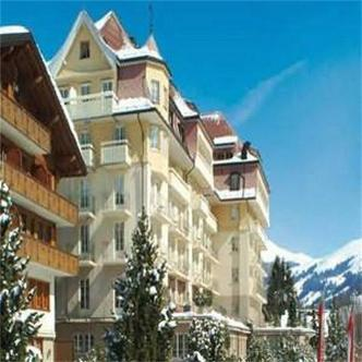 Solis Cambrian Hotel And Spa Adelboden