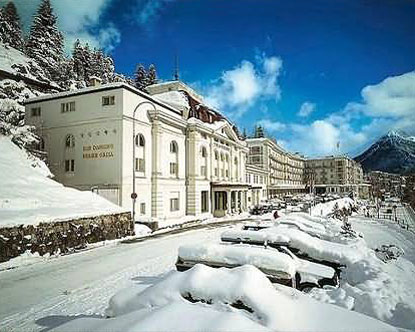 Davos Hotels
