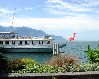 Switzerland River Cruises