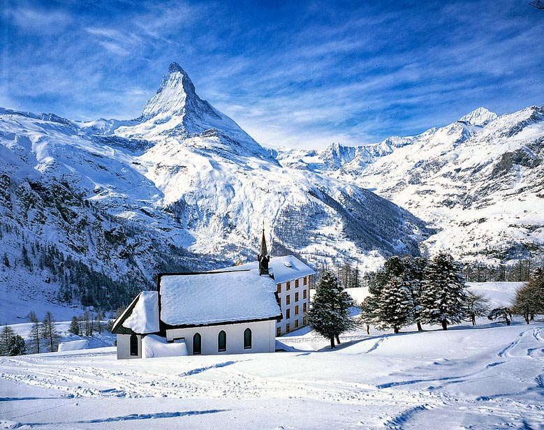 Swiss Alps - Swiss Alps Vacation - Things to do in the ...