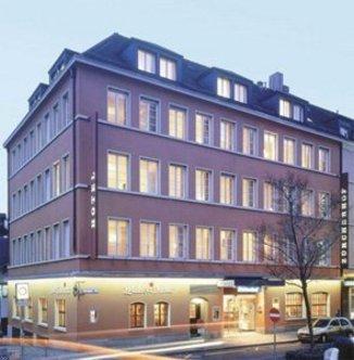 Best Western Hotel Zuercherhof