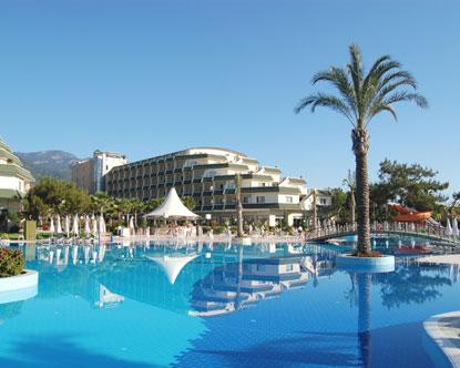 Ottoman Palace Antalya Hotel