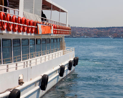 Bosphorus River Cruises