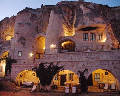 Turkey Cave Hotels