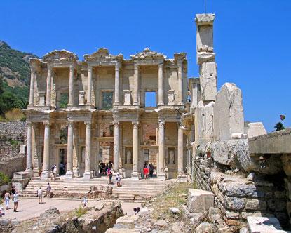 Turkey - The Temple Of Ephesus