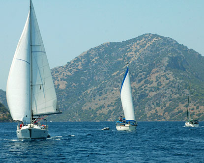 Turkey Sailing