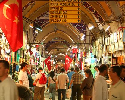 Turkey Shopping Turkish Markets