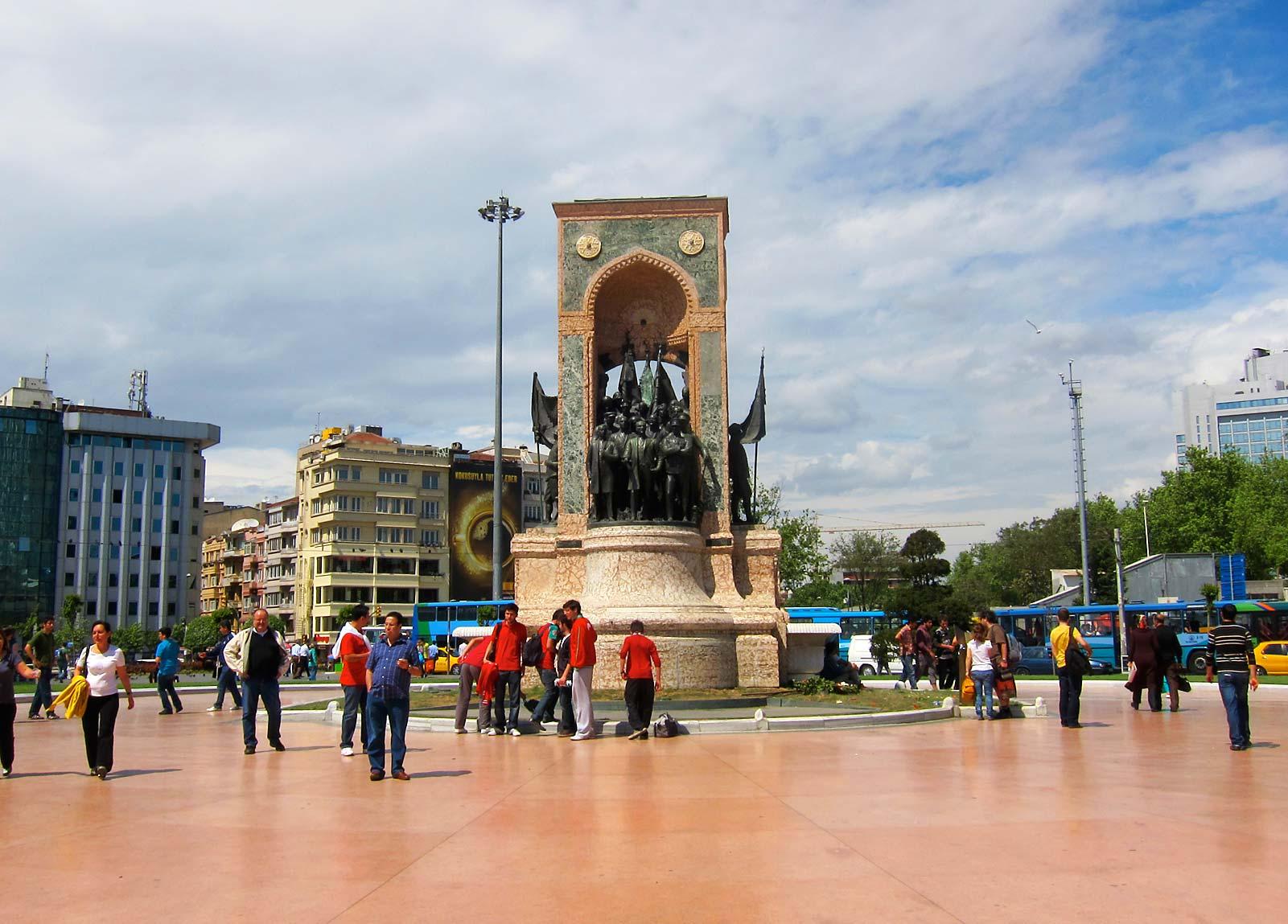 Taksim Square - Hotels Near Taksim Square