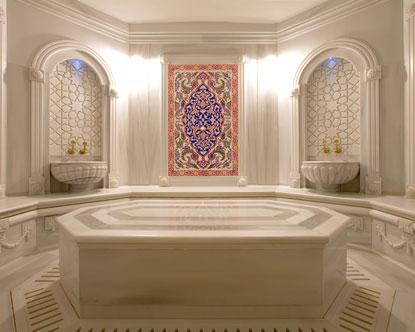 Turkish bathroom