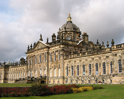 Castle Howard - Howard Castle England