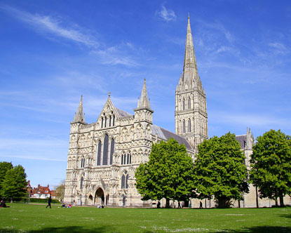 England Cathedrals
