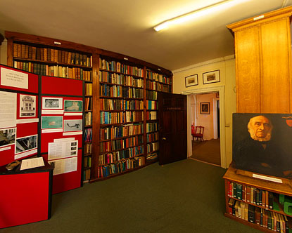 Priaulx Library Virtual Tour