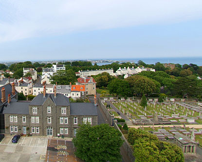 Guernsey Saint Peter Port Virtual Tour