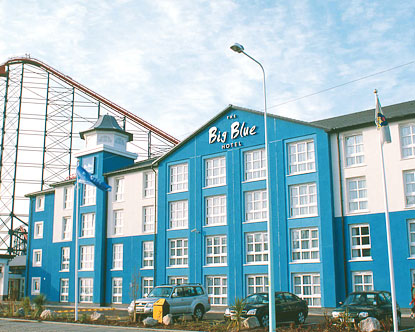 Hotels near Blackpool Pleasure Beach