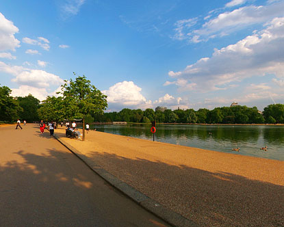 London Parks Virtual Tour