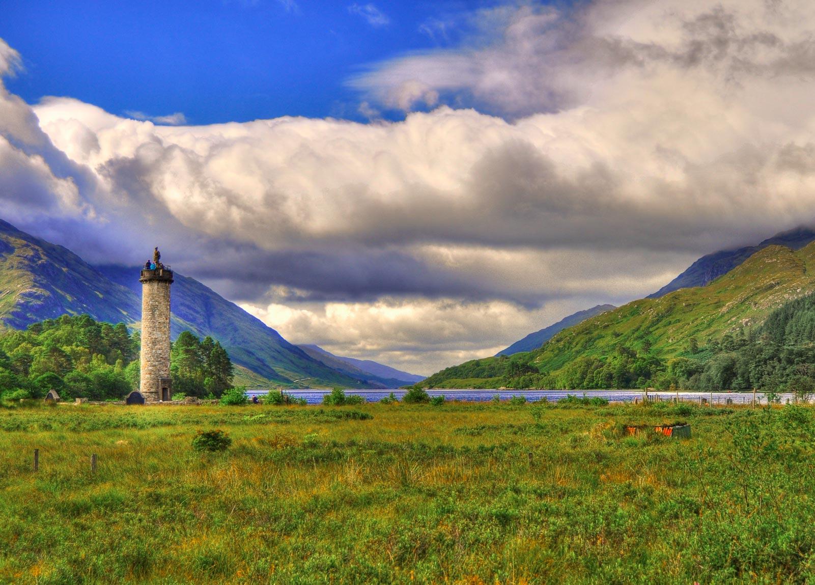 Scotland Vacations - Scotland Golf Vacations