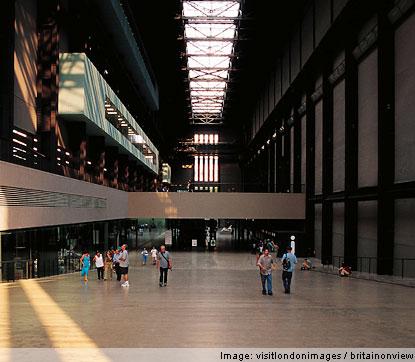Tate Modern - Tate Modern Museum - Tate Modern Artwork