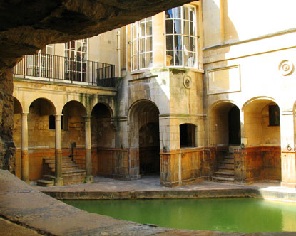 Roman Baths - Ancient Roman Baths - History Of Roman Bath Houses