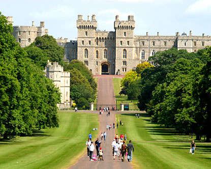 windsor castle is the most famous of all castles in england still a