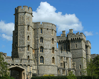 History of Windsor Castle