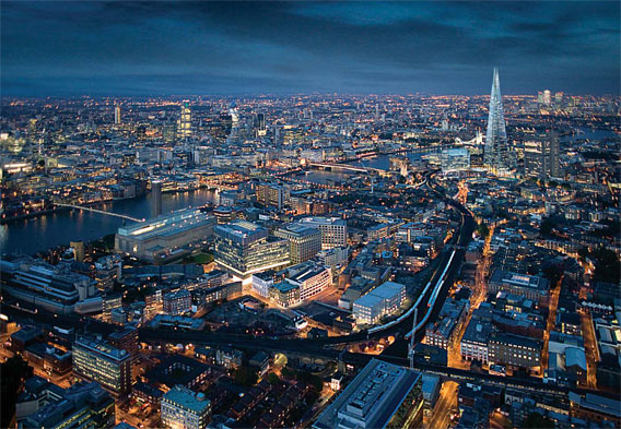 Shard Hotel Nearby Attractions