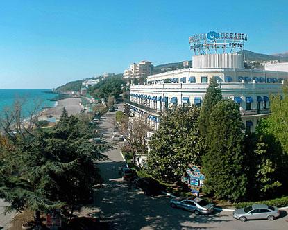 Yalta Hotels Crimean Peninsula Hotels