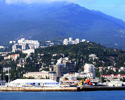 Yalta Ukraine Travel To Yalta Hotels In Yalta