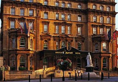 Bristol Royal Marriott Hotel